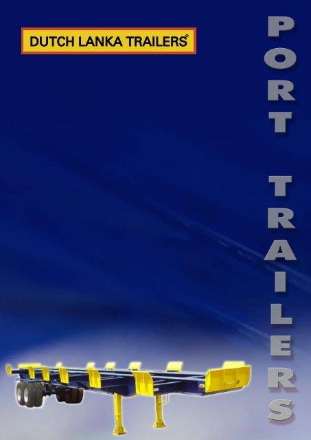 Port Trailers - Dutch Lanka Trailers
