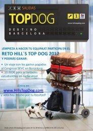 RETO HILL´S TOP DOG 2012 - Facultade de Veterinaria de Lugo