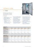 Broschüre - Ozonerzeugungsanlagen - ProMinent - Seite 6