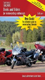 to download our current BOOKS AND VIDEOS ... - Whitehorse Gear