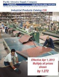 """2/"""" x 72/"""" Aluminum Oxide X-weight Sanding Belts 80-800 Grit"""