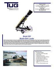 Model 660 Mobile Belt Loader
