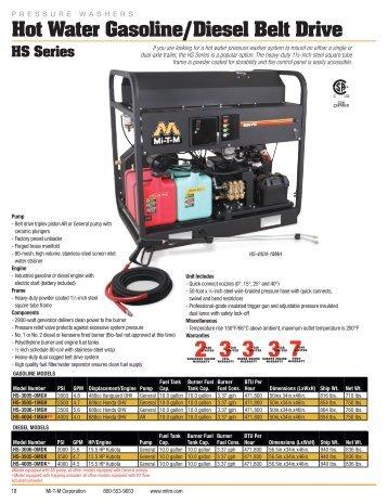 hot water gasoline diesel belt drive mi t m corporation?quality=85 hot water electric direct belt drive hse series mi t m corporation  at virtualis.co