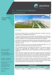T1 – PALÁCIO DA ENSEADA - EGO Real Estate