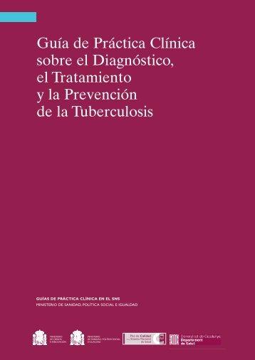 Guía de práctica clínica sobre diagnóstico, tratamiento y prevención ...