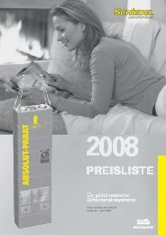 Schiedel geschosshohe Elemente - ais-online.de