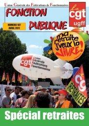 A lire : FP n° 187 Spécial_Retaites - Union Générale des ...