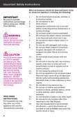 HAAN Slim and Light User Manual - Page 4