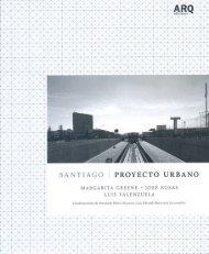 Santiago-Proyecto-Urbano - Ediciones ARQ