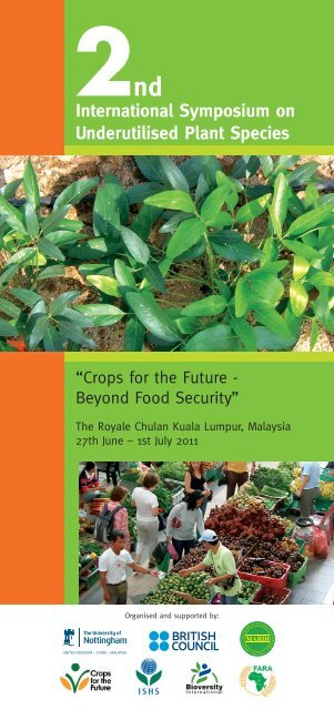 Pdf Version Crops For The Future Beyond Food Security
