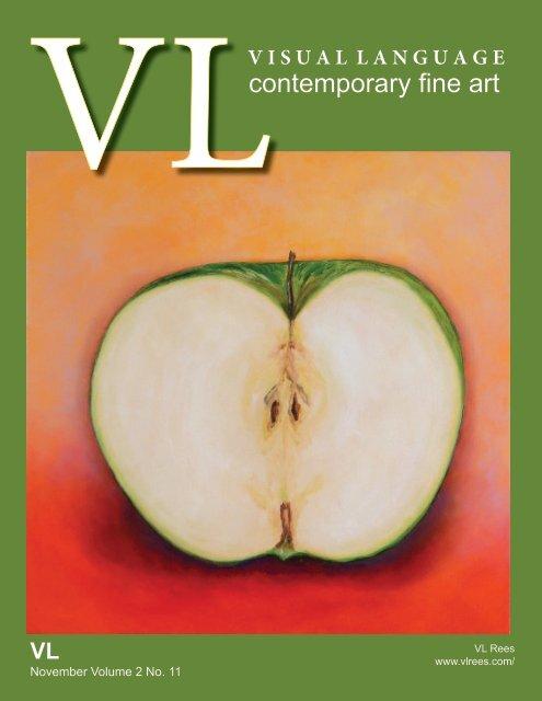 Visual Language Visual Language Contemporary Fine Art Vol 2 No 11 November 2013
