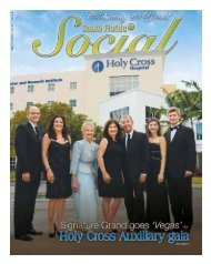 M a rc h 2 0 1 2 • v o l.1 0 • is s u e 3 - South Florida Social