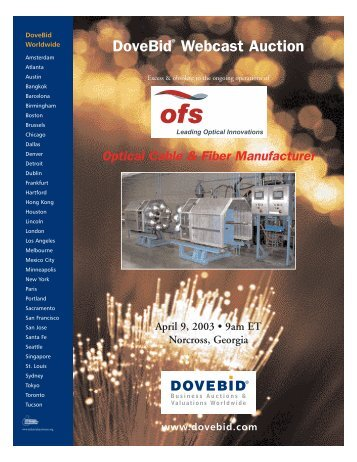 OFS Virtual Brochure - DoveBid