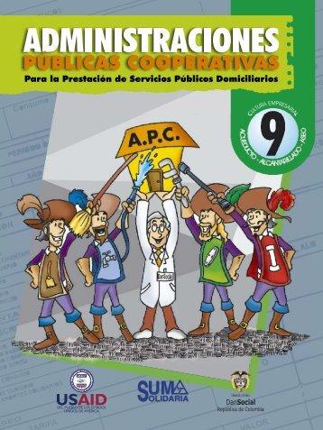 Administraciones públicas cooperativas - Ministerio de Vivienda