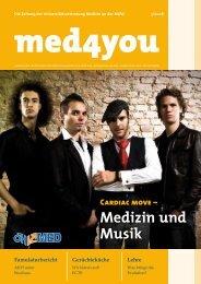 Medizin und Musik - ÖH Medizin Wien
