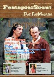 Leseprobe Nr.6 - FestspielScout.de