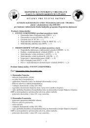 Otázky na inžinierske štátne skúšky platné pre akademický rok 2010 ...