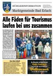 Eltern-Infoabend im Kindergarten - Marktgemeinde Bad Erlach