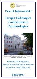 programma - Terapia compressiva
