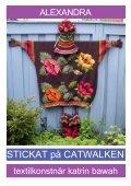 STICKAT på CATWALKEN - Katrin Bawah - Page 6