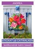 STICKAT på CATWALKEN - Katrin Bawah - Page 7