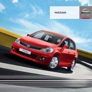 Der neue NISSAN TIIDA beweist, dass ein Auto trotz kompakter