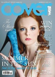 Issue 4 - Coverwest magazine