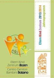 Programmheft für das Schuljahr 2013 / 2014 - Elki