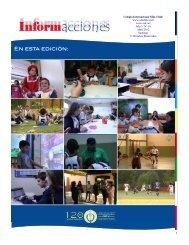 En esta edición: - Colegio Internacional Sek Chile