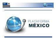 Ing. José Francisco Niembro González -Plataforma México