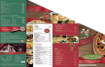 Pizzaschneider - Pizza Family