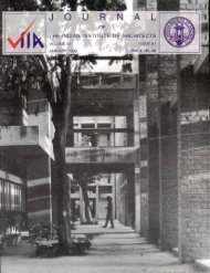 Journal of The Indian Institute of Architects, September