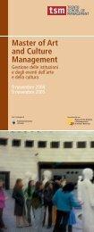 2° edizione 2004/2005 - TSM