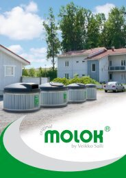 from innovative ideas to international business - Molok.com