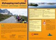 Øyhopping med sykkel - Troms fylkeskommune