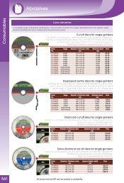 Abrasives Cutting Lubricants Euros 540-552.pdf - Bellscott.ie