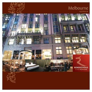 Melbourne - OBrochure