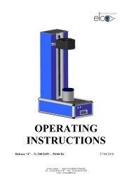 Shrink Fit Machine Instructions - Lyndex-Nikken