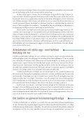 Det löser sig säkert - Civila samhällets skuggberedning till ... - IKFF - Page 7