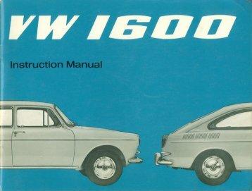 august 1965 beetle owner s manual pdf thesamba com rh yumpu com VW Type 3 Notchback VW Type 2