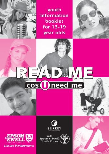 READ ME READ ME - Epsom and Ewell Borough Council