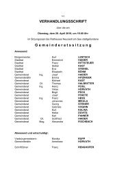 Protokoll GR-Sitzung 20_04_2010 - Die Grünen – Burgenland