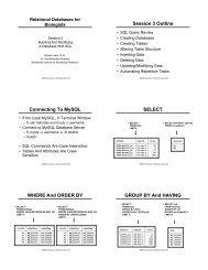 Print Version - Bioinformatics and Research Computing - MIT