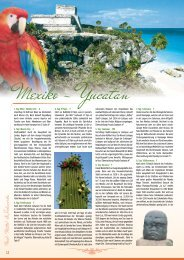 Mexiko – Yucatan