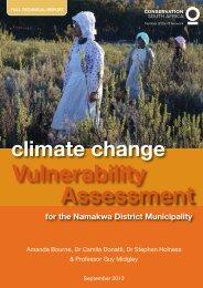 Vulnerability Assessment Full Technical Report - weADAPT