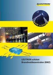 Schutz von BMZ - Leutron GmbH