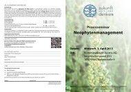 Detailprogramm - Wasserland Steiermark