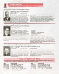 2002 Midwest Dental Conference Scientific Sessions