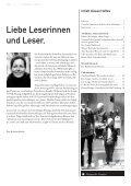 magazin für bewegung, motivation und die nachhaltige kultivierung ... - Page 3