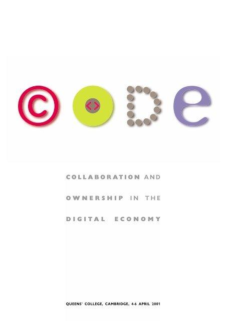CODE booklet - Academia Europaea